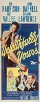 Unfaithfully Yours movie poster (1948) picture MOV_91d86d08