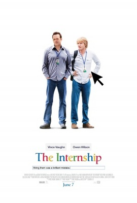 The Internship movie poster (2013) poster MOV_91e67132