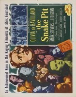 The Snake Pit movie poster (1948) picture MOV_91ea748c