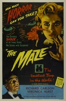 The Maze movie poster (1953) picture MOV_91edbf5d