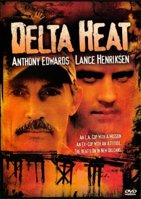 Delta Heat movie poster (1992) poster MOV_91edfe2c