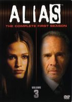 Alias movie poster (2001) picture MOV_920316ee