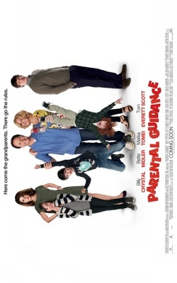 Parental Guidance movie poster (2012) poster MOV_920685d5