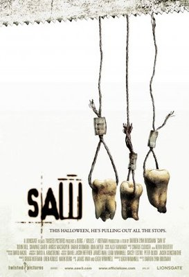 Saw III movie poster (2006) poster MOV_921045d9