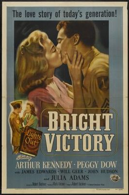 Bright Victory movie poster (1951) poster MOV_9210a479