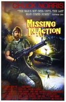 Missing in Action movie poster (1984) picture MOV_92172a90