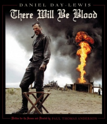 There Will Be Blood movie poster (2007) poster MOV_9221dd3f