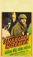 The Adventures of Sherlock Holmes movie poster (1939) picture MOV_9222c12c