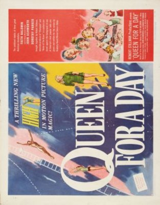 Queen for a Day movie poster (1951) poster MOV_9228944f