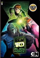 Ben 10: Alien Force movie poster (2008) picture MOV_92342df2