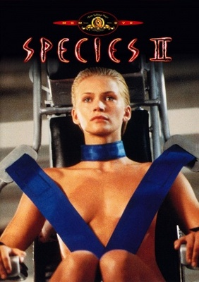 Species II movie poster (1998) poster MOV_9236c33a