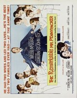 The Remarkable Mr. Pennypacker movie poster (1959) picture MOV_92383e88