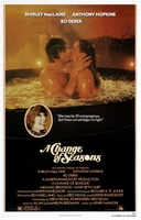 A Change of Seasons movie poster (1980) picture MOV_923c7ad5