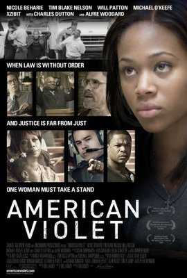American Violet movie poster (2008) poster MOV_9241d891