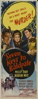 Seven Keys to Baldpate movie poster (1947) picture MOV_9250405c