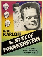 Bride of Frankenstein movie poster (1935) picture MOV_9250bcc9