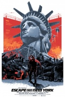 Escape From New York movie poster (1981) picture MOV_9253111f