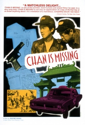 Chan Is Missing movie poster (1982) poster MOV_92572354