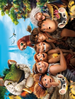 The Croods movie poster (2013) poster MOV_925cb181