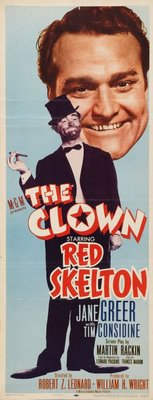 The Clown movie poster (1953) poster MOV_92669605