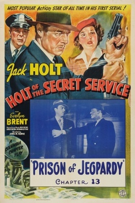 Holt of the Secret Service movie poster (1941) poster MOV_926a51ac