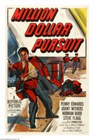 Million Dollar Pursuit movie poster (1951) picture MOV_9274aa86