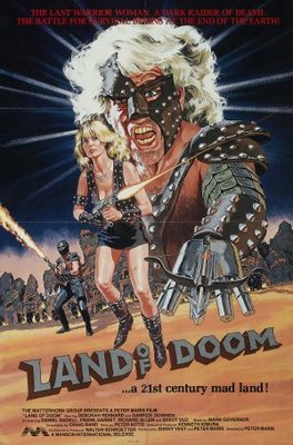 Land of Doom movie poster (1986) poster MOV_927a6551