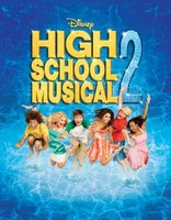 High School Musical 2 movie poster (2007) picture MOV_927fe8e1
