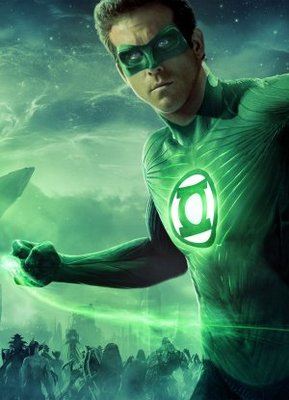 Green Lantern movie poster (2010) poster MOV_9288007c