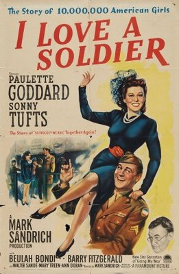 I Love a Soldier movie poster (1944) poster MOV_928a109d