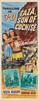 Taza, Son of Cochise movie poster (1954) picture MOV_928ab950