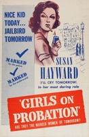 Girls on Probation movie poster (1938) picture MOV_928e596b