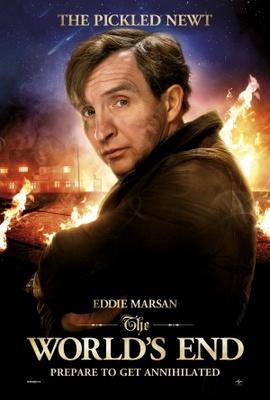 The World's End movie poster (2013) poster MOV_9292af97