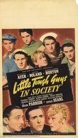 Little Tough Guys in Society movie poster (1938) picture MOV_9299fa4f