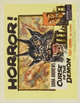 Night of the Demon movie poster (1957) poster MOV_929af283