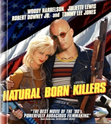 Natural Born Killers movie poster (1994) poster MOV_929f19a2