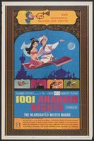 1001 Arabian Nights movie poster (1959) picture MOV_929f751e