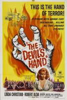 The Devil's Hand movie poster (1962) picture MOV_92acc0f3