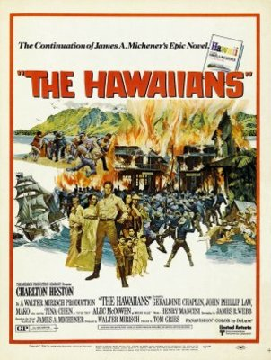 The Hawaiians movie poster (1970) poster MOV_92ad5a05