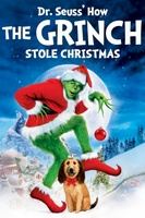 How the Grinch Stole Christmas movie poster (2000) picture MOV_92add795