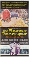 The Rains of Ranchipur movie poster (1955) picture MOV_92ae495f
