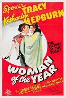 Woman of the Year movie poster (1942) picture MOV_92afa8ab