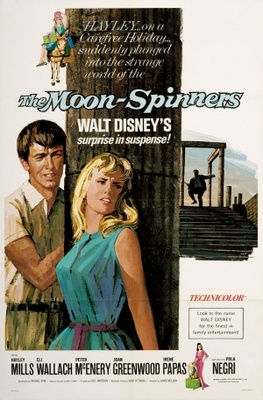 The Moon-Spinners movie poster (1964) poster MOV_92b3846b