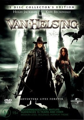Van Helsing movie poster (2004) poster MOV_92b65a44