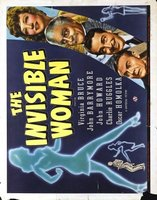 The Invisible Woman movie poster (1940) picture MOV_92b796be