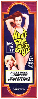 Movie Star, American Style or; LSD, I Hate You movie poster (1966) poster MOV_92bdf90d