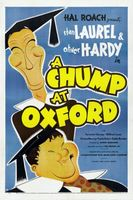 A Chump at Oxford movie poster (1940) picture MOV_92c0219d