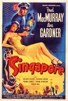 Singapore movie poster (1947) picture MOV_3608335e