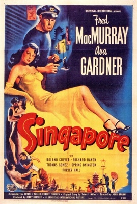 Singapore movie poster (1947) poster MOV_92c0b000