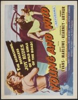 Young and Wild movie poster (1958) picture MOV_92c4c9d7